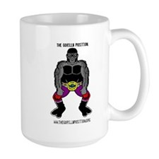 The Gorilla Position - Design 3. Mug