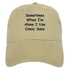 Some Comic Sans Hat