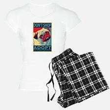 Dont Shop - Adopt! Pajamas