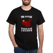 The Future World War Champs T-Shirt
