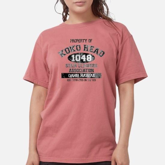 property of koko head. Womens Comfort Colors Shirt