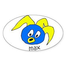 Flixy Cats Max Decal