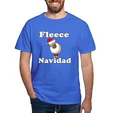 Fleece Navidad (white) T-Shirt