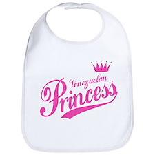 Princess Venezuelan Bib