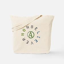 Nonbeliever Tote Bag