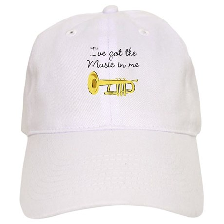 TRUMPET PLAYER Cap