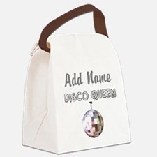 DISCO QUEEN Canvas Lunch Bag