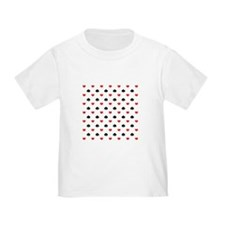 Spades and Hearts T