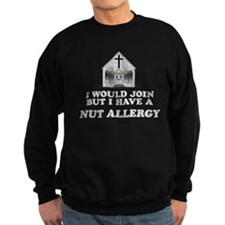 Nut Allergy Sweatshirt