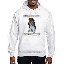 Scumbag Beagle Hooded Sweatshirt