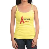 Breast cancer Tanks/Sleeveless