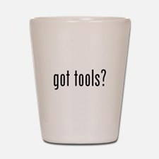 Got Tools Shot Glass
