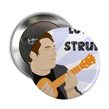 "Let's Strum! 2.25"" Button"