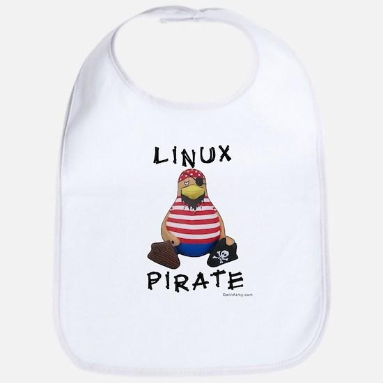 Linux Pirate Bib