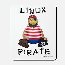 Linux Pirate Mousepad