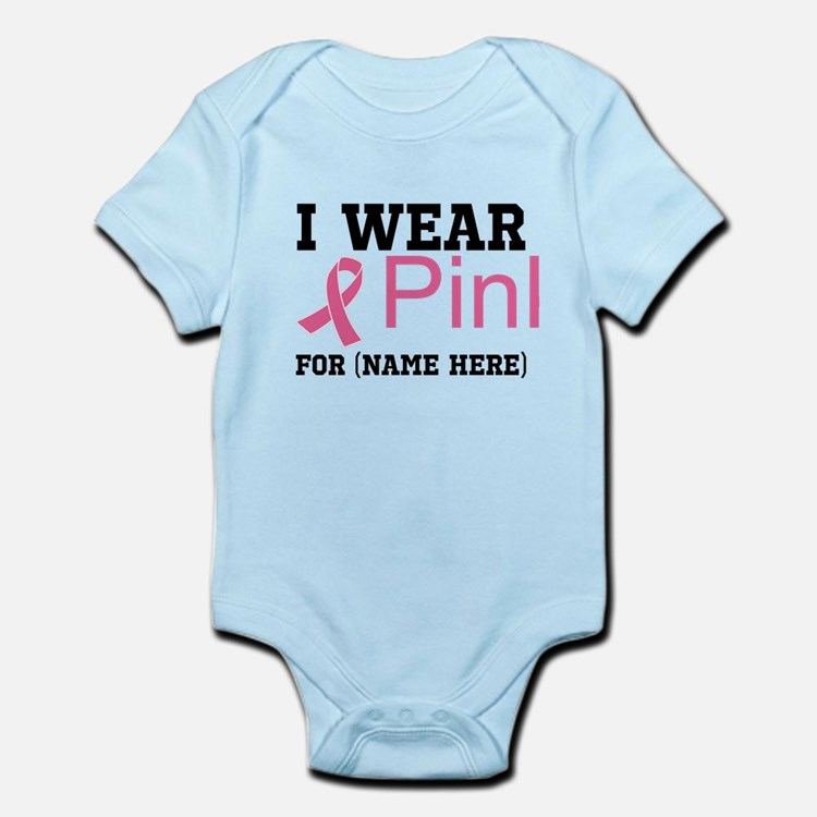 Wear Pink Infant Bodysuit