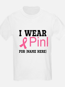 Wear Pink T-Shirt