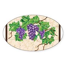 Best Seller Grape Decal