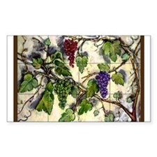Best Seller Grape Decal