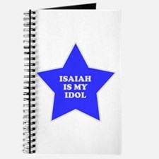 Isaiah Is My Idol Journal