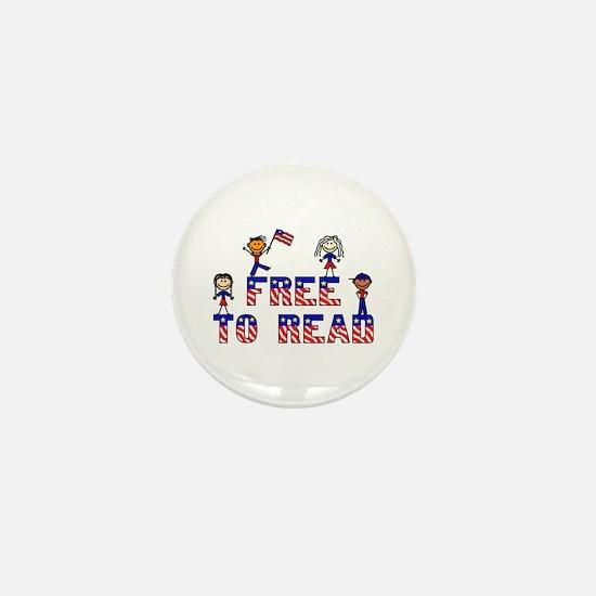 Free Stick Kids Mini Button