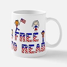 Free Stick Kids Mug