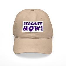 Serenity Now Khaki Baseball Cap