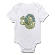 Creature from the Black Lagoon Infant Bodysuit