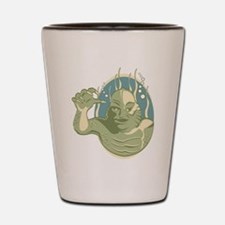 Creature from the Black Lagoon Shot Glass