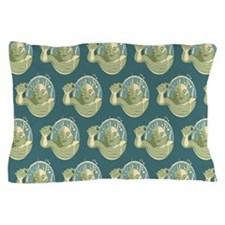 Creature from the Black Lagoon Pillow Case