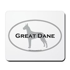 Great Dane Mousepad