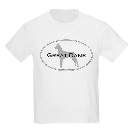 Great Dane Kids T-Shirt