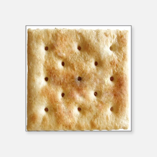 Cracker Rectangle Sticker