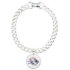 All Dolphins Lets Swim Together Bracelet