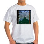 Pinecrest, CA Ash Grey T-Shirt