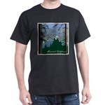 Pinecrest, CA Black T-Shirt
