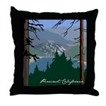 Pinecrest, CA Throw Pillow