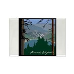 Pinecrest, CA Rectangle Magnet (100 pack)