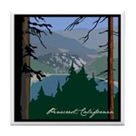 Pinecrest, CA Tile Coaster