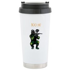 Boo Ya Paintballer Travel Mug