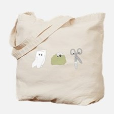 The Draw Tote Bag