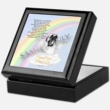 Cute Pet memorial Keepsake Box