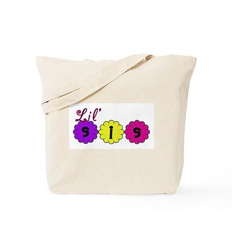 Lil Sis (Little Sister) Tote Bag