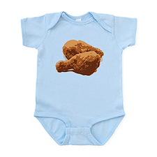 Fried Chicken Love Infant Bodysuit