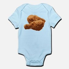 Fried Chicken Love Infant Bodysuit