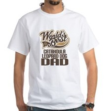 Catahoula Leopard Dog Dad Shirt