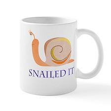 Snailed It Mug