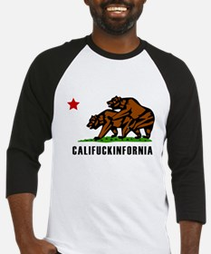 2-califuckinfornia Baseball Jersey