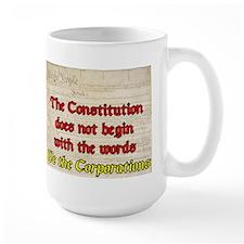 We the Corporations Mug