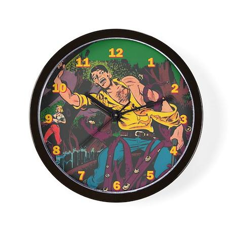 Beware Comics #13 Wall Clock